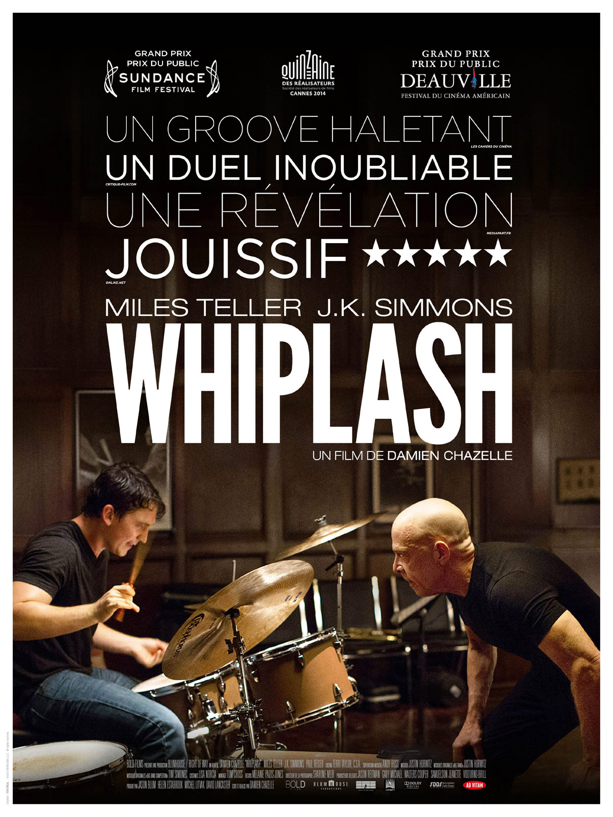 [Critique] Whiplash