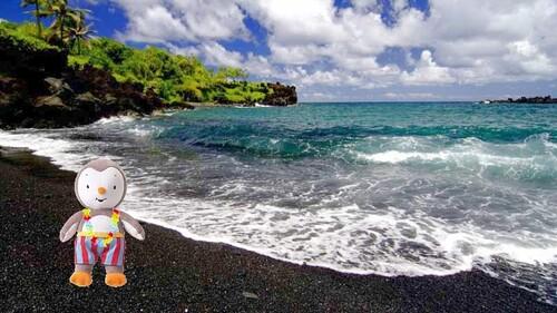 T'choupi en Polynésie