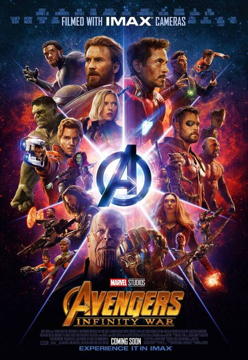 BOX OFFICE WORLDWIDE DU 4 MAI 2018 AU 6 MAI 2018