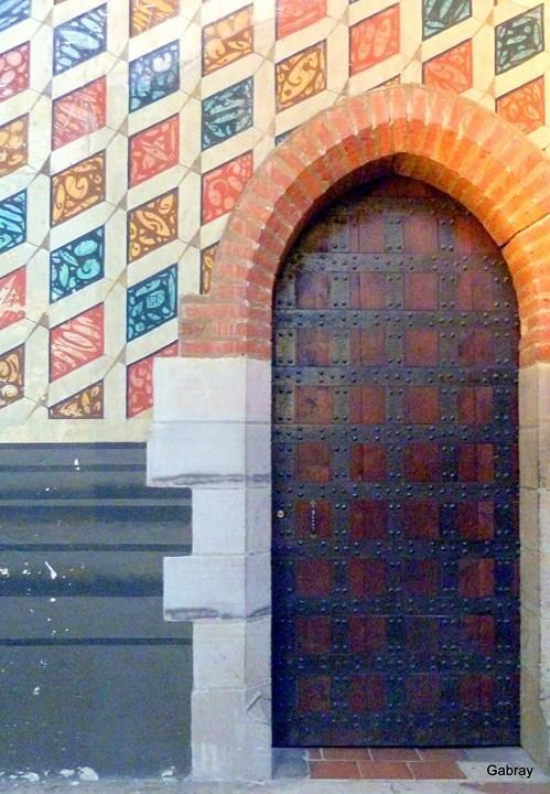 v07 - Porte dans la cathédrale