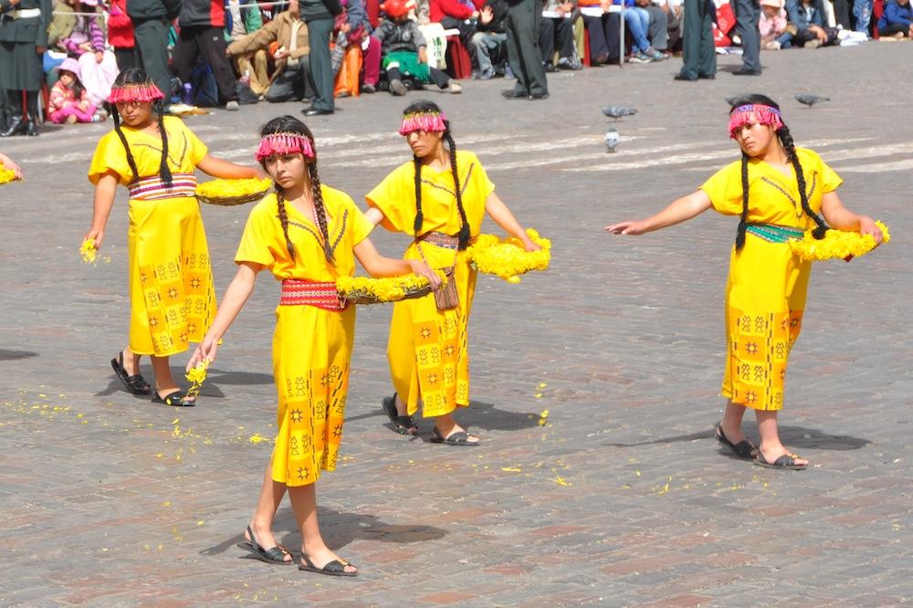 Inti Raymi, la fête du soleil