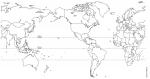 Planisphères et représentations de la Terre.