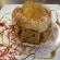 Charlotte aux poires et au pain d'épice