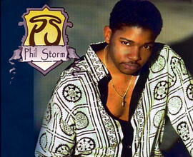 PHIL STORM  - DO ME (PROMO EP 1995)