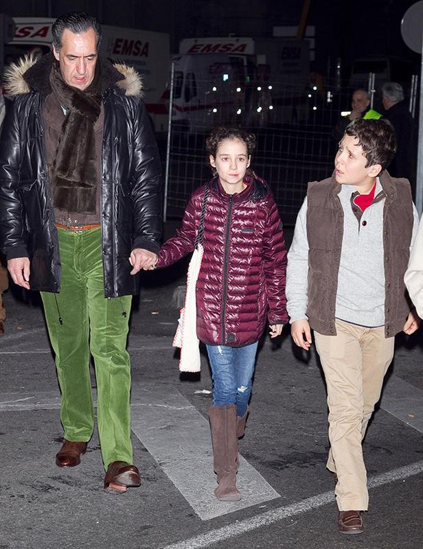 Les enfants d'Elena