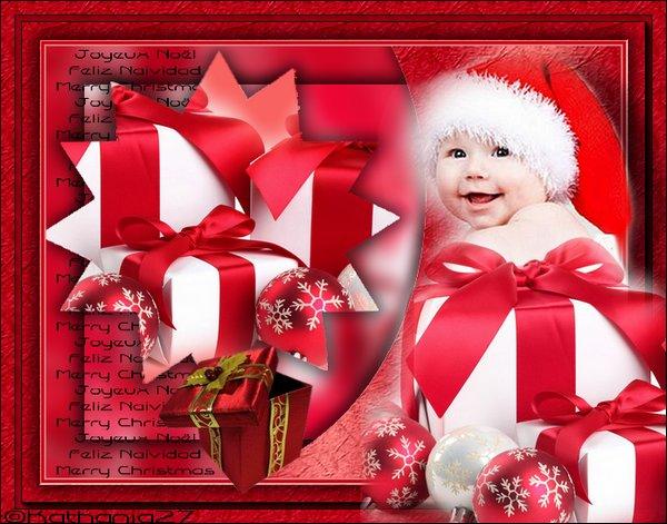 Tutoriel de MANANY : Joyeux Noel