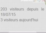 200 visiteurs