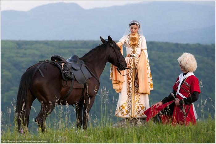 République de Karachay – Cherkess: territoire de chevaux enchanteurs