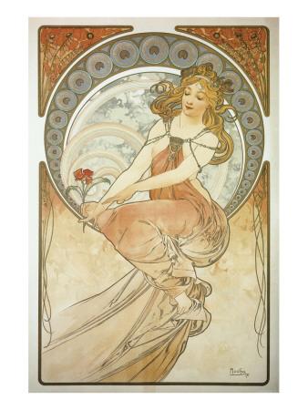 Alfons Mucha (1860-1939) - Le Maitre de l'Art Nouveau