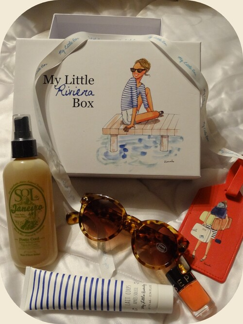 My Little Riviera Box (Mai 2013)