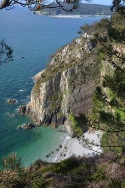 Finistère - La Pointe des Grottes