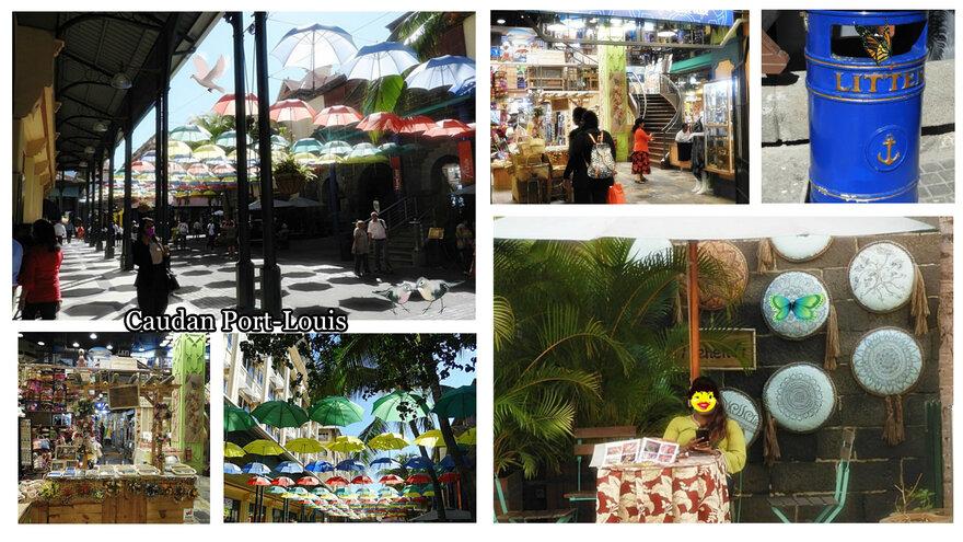 18/5/20 : Caudan à Port-Louis (Maurice) -