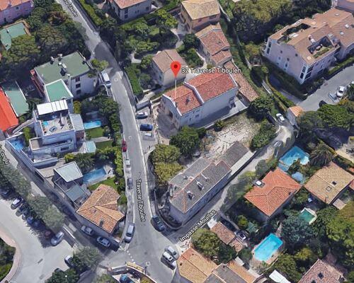 Marseille - 32 Traverse Tiboulen (GoogleMaps 3D)