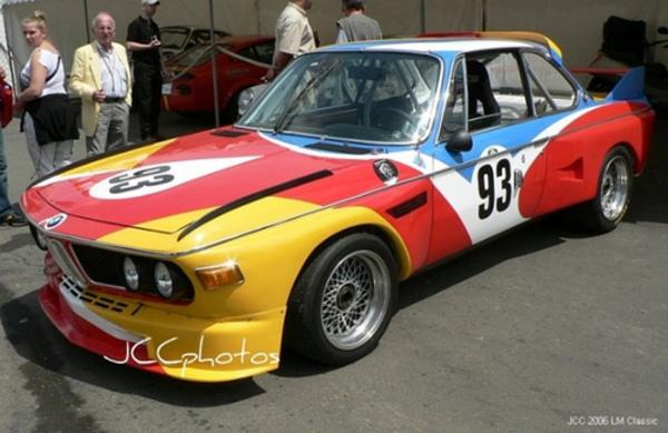 Le Mans 1975 Abandons