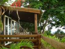 Maison de charme atypique en bois