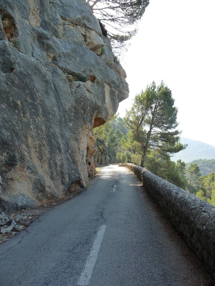 Les routes à Majorque