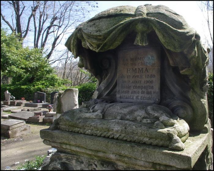 Le cimetière des chiens - Asnières