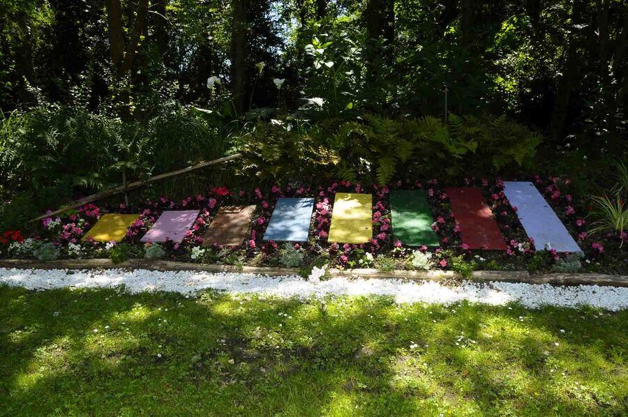 « Le Parc floral Court d'Aron 2  »