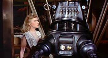 Planète interdite (1956) - Fred M. Wilcox