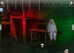 Jouer à Abandoned scary hospital escape