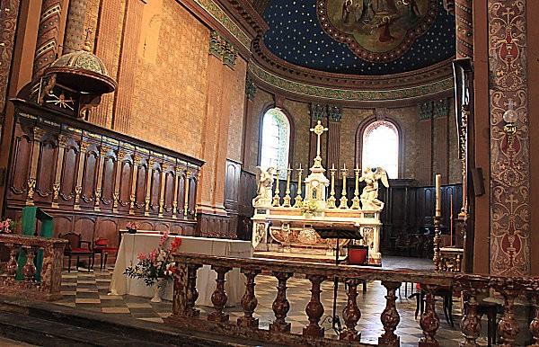 cathédrale Saint-Jean-Baptiste d'Aire sur l'Adour -28-