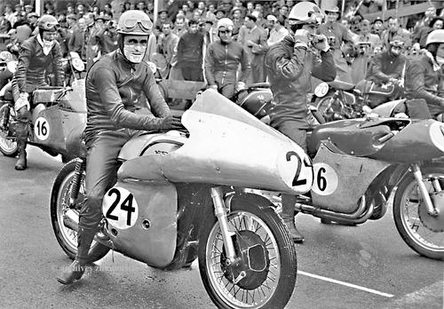1954 revisité avec Motocycles et Moto Revue