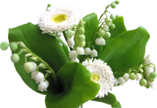 Compositions Florale Muguet