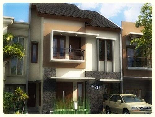 Contoh Model Teras Rumah Minimalis Sederhana, Modern, Terbaru