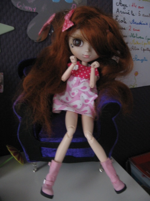 N°19 - Second Miss pullip 2012