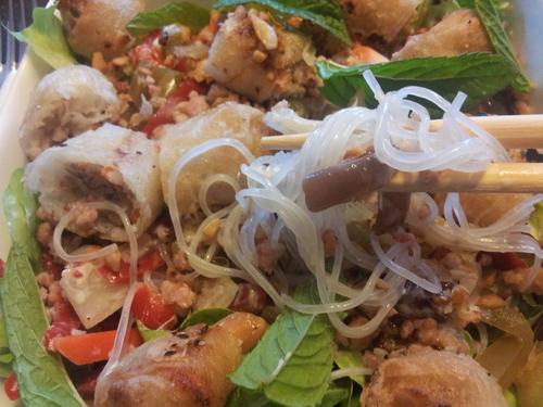 ° Salade Bo Bun de mon Chef - IG bas