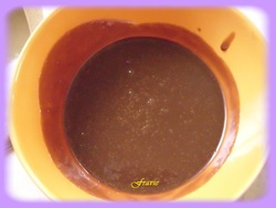 extra fondant aux pommes sauce carambar