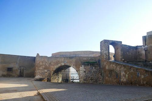 El jadida Sa cité Portugaise,