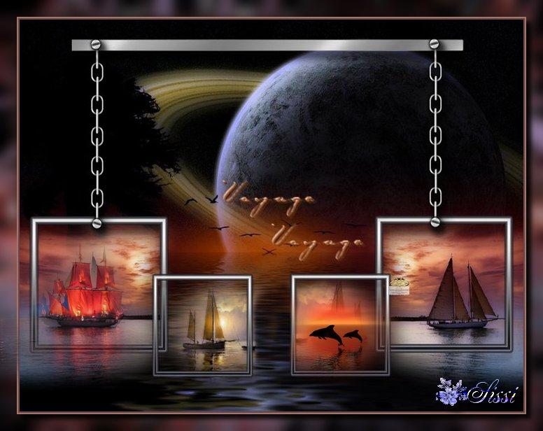 * Voyage Voyage ..*