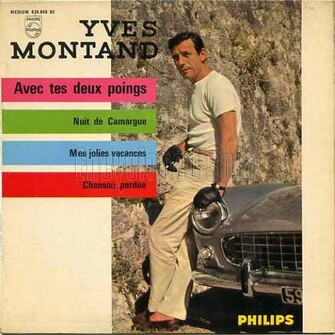 Yves Montand, 1964