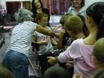 Interview de la directrice de la cave coopérative de Camplong d'Aude