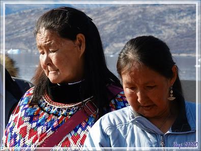 Portraits à Kullorsuaq - Groenland
