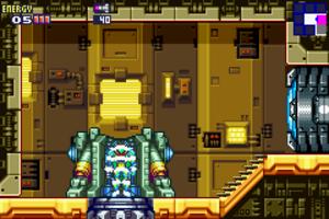 Metroïd Fusion #3 Zazabi