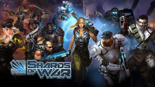 Shards of War; Le MOBA nouvelle génération