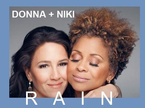 """DONNA + NIKI """"rain cover"""""""