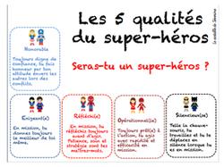 Les super-héros sauvent la planète