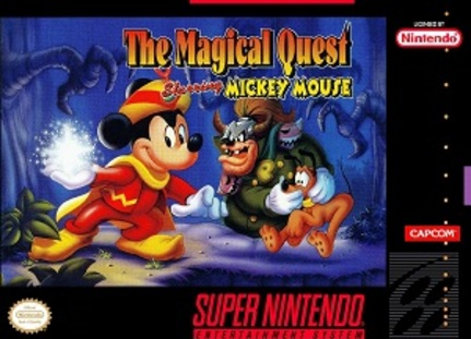 The Magical Quest Starring Mickey Mouse 9.5/10