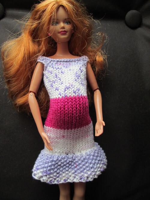 Robes de maternité pour barbie enceinte