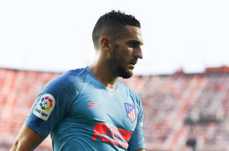 Maillot de foot Atletico de Madrid 2018 2019 Exterieur