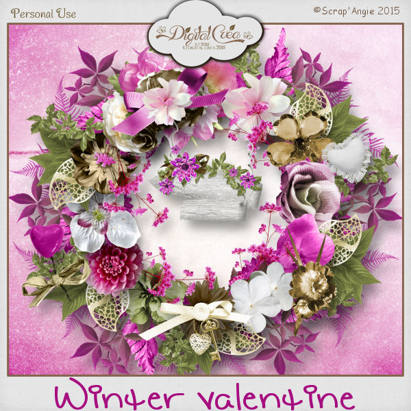 "Kit "" Winter Valentine """