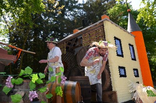 Le carnaval diurne de Ploërmel