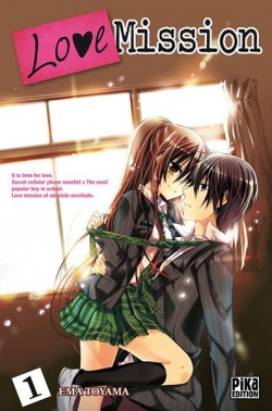 Couverture de Love Mission, Tome 1