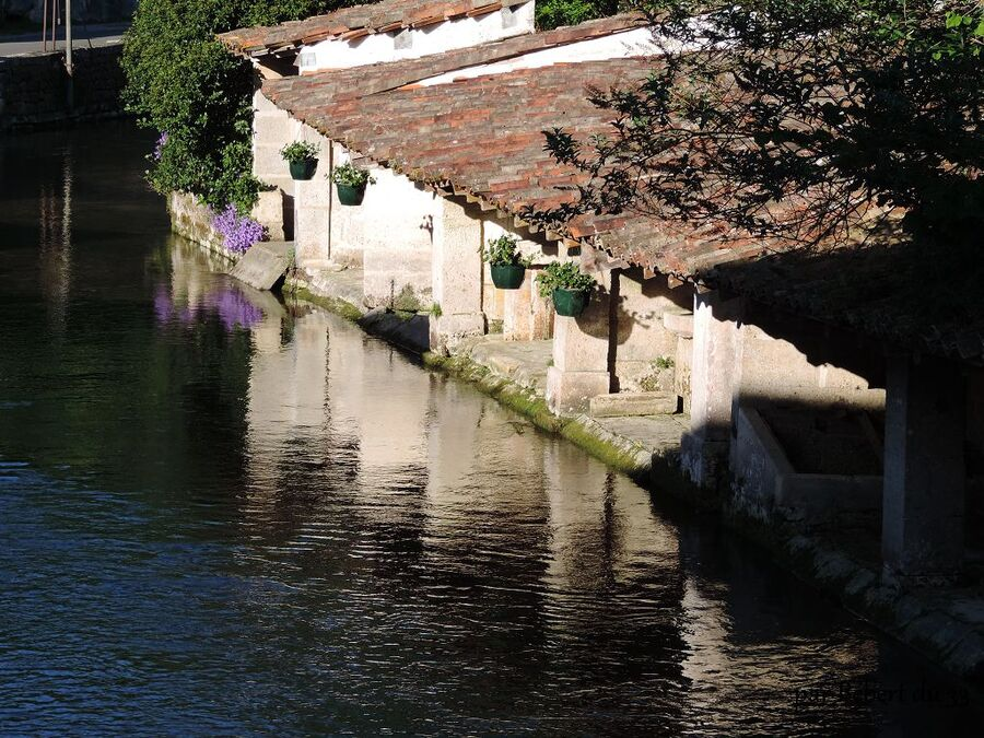 Mouthiers sur Boëme en Charente