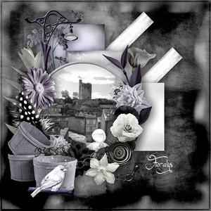 "* Kit ""Jardin poétique"""