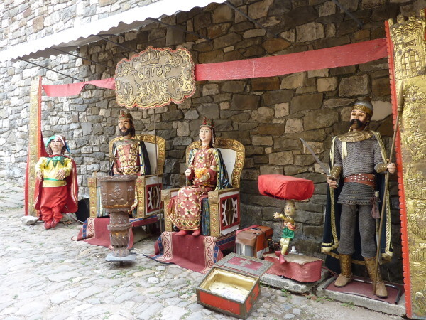 Jour 12 - Veliko Tarnovo - Théâtre de marionettes 1