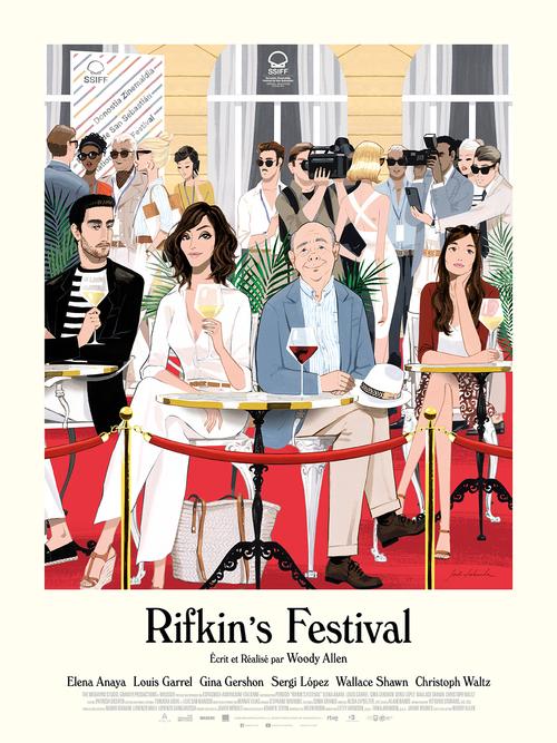 RIFKIN'S FESTIVAL, le nouveau Woody Allen : la bande-annonce dévoilée
